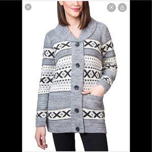 NICOLE MILLER Original Women's Knit Sweater